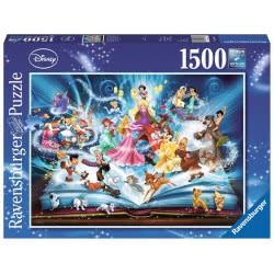 Ravensburger Παζλ 1500 Τεμ. Το Μαγικό Βιβλίο Της Disney 16318 4005556163182