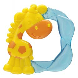 Playgro Jerry Giraffe Water Teether 3+ Months 0186336 9321104863362