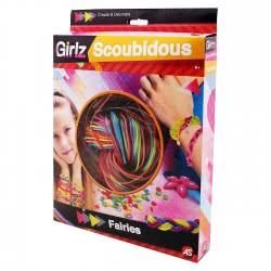 As company Scoubidous Σετ Με Χάντρες 1080-11281 5203068112813