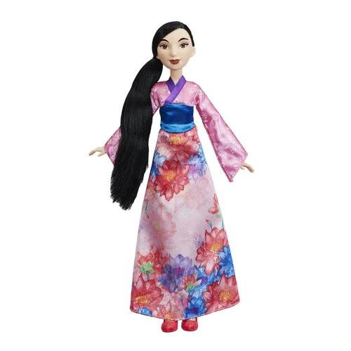 Hasbro Disney Princess Classic Fashion κούκλα Μουλάν B6447 / E0280 5010993458172