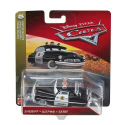 Mattel Disney/Pixar Cars 3 Sheriff Double αυτοκινητάκι die-cast DXV29 / FLM15 887961561869