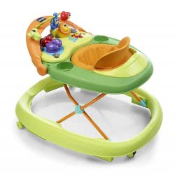 Chicco Baby Walker Walky Talky-Green Wave P12-79540-32 8058664056873