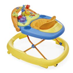 Chicco Walky Talky Baby Walker-Green Sunny P12-79540-78 8058664057641