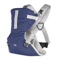 Chicco Baby Carrier Easy Fit, Blue Passion 79154-64 8058664088959