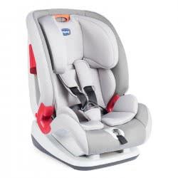 Chicco Κάθισμα Αυτοκινήτου YOUniverse Isofix 9-36Kg, Χρώμα Grey 47 79207-47 8058664079469