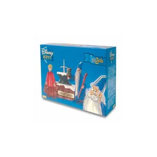 Disney Famosa  Mini Playset Ιππότες 1700-1963 8410779519634