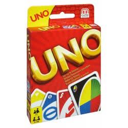 Mattel Uno Κάρτες (Game Changer) W2087 746775036744