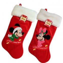 Christakopoulos Disney Xmas Χριστουγεννιάτικη Κάλτσα 51Εκ 2 Σχέδια WD0101 047475750061