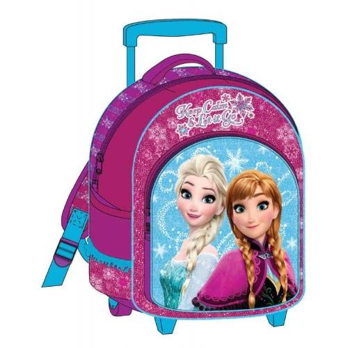 4a7d885dab Diakakis imports Παιδική τσάντα τρολλευ Disney Frozen 0561412 5205698183829