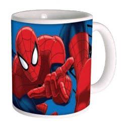 GIM Κούπα Κεραμική Απλή Spiderman Web 557-27101 5204549089785