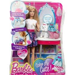 Mattel Barbie Σκυλάκι Παιχνίδια Στο Νερό CFN40 887961058741