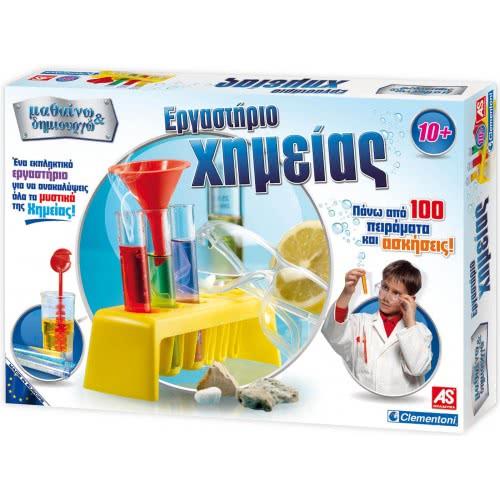 As company Μαθαίνω & Δημιουργώ - Εργαστήριο Χημείας 1026-63829 8005125638291