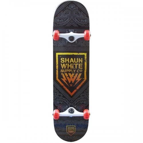 SHAUN WHITE Τροχοσανίδα Street Badge 45.820010