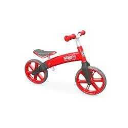 YVolution Ποδήλατο Ισορροπίας Y Velo – Κόκκινο 53.100002