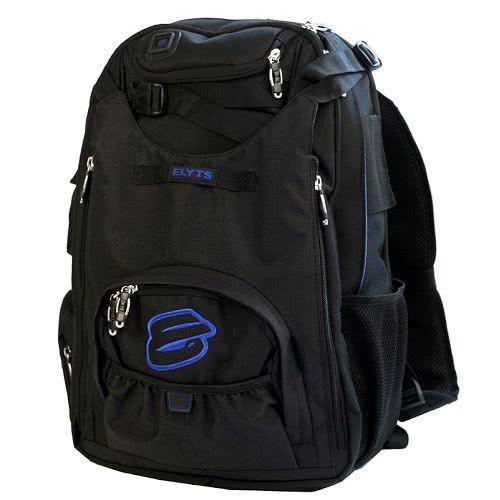 Ωμέγα AO Scooters Τσάντα Elyts - Μαύρο-Μπλε 55.11628