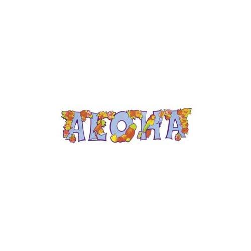 CLOWN Γιρλάντα Aloha Με Λουλούδια 0,85Ek 70370 5203359703706