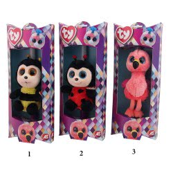 As company TY Beanie Boos Easter Candle - 6 Designs 1500-15658 5203068156589