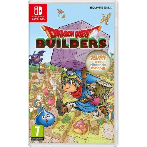 SQUARE ENIX Nintendo Switch Dragon Quest Builders  045496421403