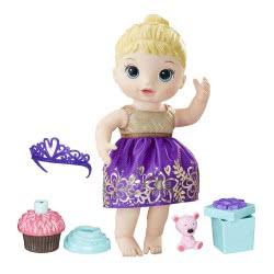 Hasbro Baby Alive Cupcake Birthday Baby BL E0596 5010993461301