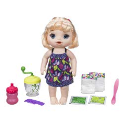 Hasbro Baby Alive Sweet Spoonfuls Baby Blonde E0586 5010993461141