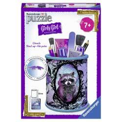Ravensburger 3D Puzzle 54 pcs Pencil Case Animal Trend 80182 4005556801824