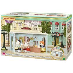 Epoch Sylvanian Families: Town Series - Creamy Gelato Shop 6008 5054131060087