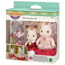 Epoch Sylvanian Families: Town Series - Dress up Duo Set 6001 5054131060018