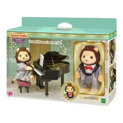 Epoch Sylvanian Families: Town Series - Grand Piano Concert Set 6011 5054131060117
