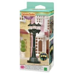 Epoch Sylvanian Families: Town Series - Light Up Street Lamp 6005 5054131060056