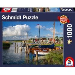 Schmidt Schimdt Παζλ 1000 Ahrenshoop, Βαλτική 58317 4001504583170
