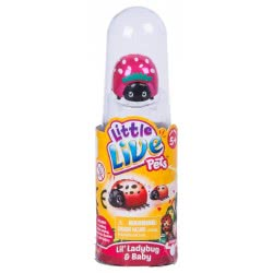 GIOCHI PREZIOSI Little Live Pets Lil Ladybug And Baby - 12 Σχέδια LPL00000 8056379044543