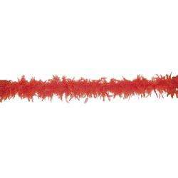 CLOWN Φτερό Μποα Κόκκινο Άκαυστο 2Μ 70 Gr 80629 5203359806292