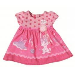 Zapf Creation Baby Born Annabell Φορεματάκι - 2 Σχέδια ZF822111 4001167822111