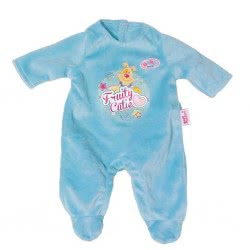 Zapf Creation Baby Born Romper - 2 Colours ZF822128 4001167822128