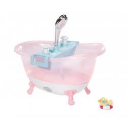 Zapf Creation Baby Born Μπανιέρα με Αφρό 22 εκ. ZF822258 4001167822258