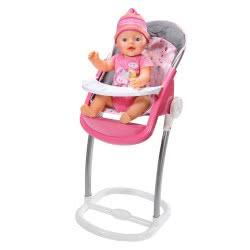 Zapf Creation Baby Born Καθισματάκι Φαγητού ZF822272 4001167822272