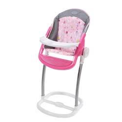 Zapf Creation Baby Born High Chair ZF822272 4001167822272