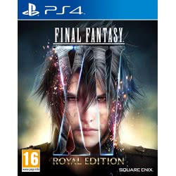 SQUARE ENIX PS4 Final Fantasy Royal Edition  5021290080560