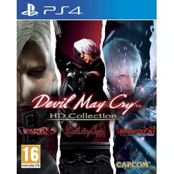CAPCOM PS4 Devil May Cry HD Collection  5055060948187