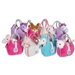 GiPSY Τσαντάκι Lovely Bag με Μονόκερο ή σκυλάκια στα 20εκ  3268060553721