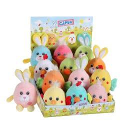 GiPSY Αυγοζωάκια Funny Eggs 15εκ 1 τεμάχιο  3268060555992
