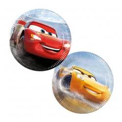 PROCOS Πιάτα Μεσαία Cars The Legend of the Track 20εκ. - 8τμχ 089465 5201184894651