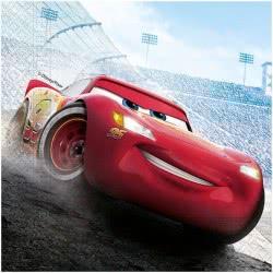 PROCOS Χαρτοπετσέτες Cars The Legend of the Track 33x33εκ. - 20τμχ 089467 5201184894675
