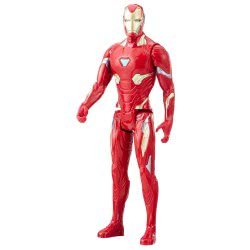Hasbro Marvel Infinity War Titan Hero Series Iron Man Power FX Φιγούρα Δράσης 30Εκ. E0570 / E1410 5010993461806