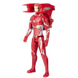 Hasbro Marvel Avengers: Infinity War Titan Hero Power FX Iron Man 30εκ. E0606 5010993479771