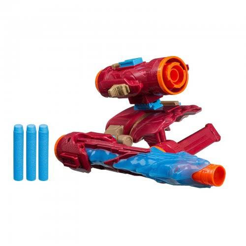 Hasbro Marvel Avengers: Infinity War Nerf Iron Man Assembler Gear E0562 5010993454136