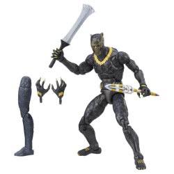 Hasbro Marvel Black Panther Legends Series Erik Killmonge Φιγούρα 15 Εκ. E1562 / E1573 5010993469925