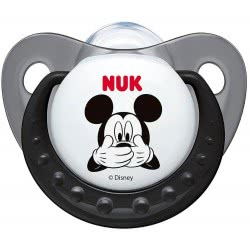 NUK Ψευδο/Τρο Σιλικόνη Mickey Μ2 2Bl 10735692 4008600142546