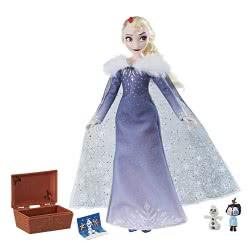 Hasbro Disney Frozen Elsa`S Treasured Traditions Doll C3382 / C3383 5010993476404