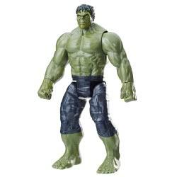 Hasbro Marvel Avengers Infinity War Titan Hero Series Hulk 30εκ E0571 5010993454297